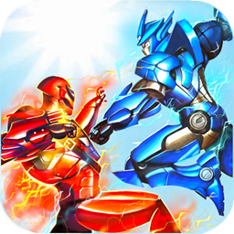 Robot Fighting Game - Steel Robots Kung Fu Fight