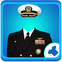 Navy Photo Suit Maker