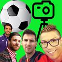 با ستارگان فوتبال عکس بگیرید