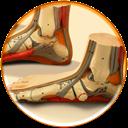 کف پای صاف (تشخیص و اصلاح)