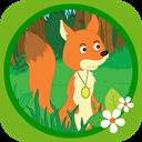 قصه 'گردنبند شکارچی و روباه زبل'