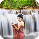 Waterfall Photo Frame & Waterfall Photo Editor
