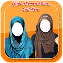 Hijab Women Photo Suit New