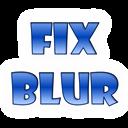 Fix Photo Blur