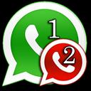 نصب همزمان دو واتساپ