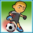 FootballInFence