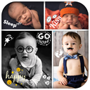 Baby Snaps Pics & Photo Collage Editor