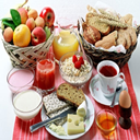 صبحانه رژیمی