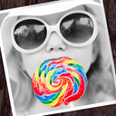 Colorful-Cool art photo editor